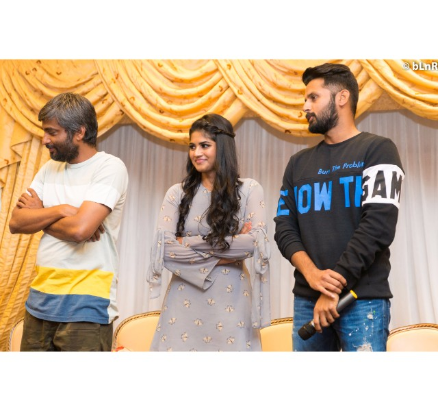 Nithins Lie Movie Song Launch Event At Chicago Watch Photo Of Zee
