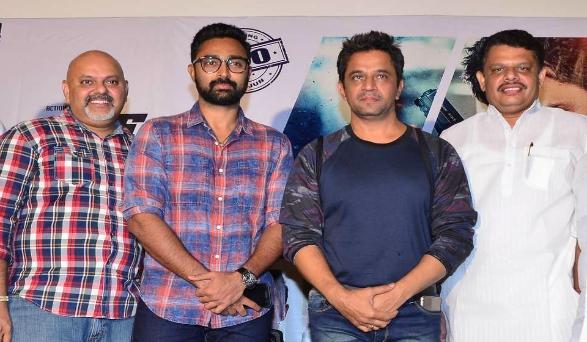 Kurukshetram Movie Trailer Launch