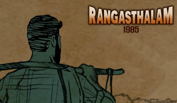 Rangasthalam Set With 5 Crores Budget
