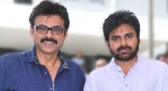 Venkatesh Guest role in Pawan-Trivikram's Movie