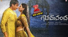 Goutham Nanda Review