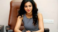 Rakul Interviews Director