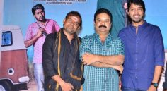 Meda Meedha Abbai Movie Trailer Launch