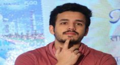 Akhil Ready with FirstLook