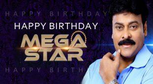 Megastar Chiranjeevi Birthday Special