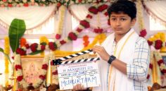 Mahesh, Vamsi Paidipally Movie Launch