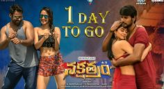 Nakshatram Releases Tomorrow