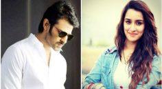 Shraddha Kapoor Confirmed For Prabhas Saaho