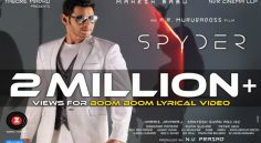 Spyder Single Creates Sensations in Youtube