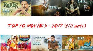 Top 10 indian highest grossing films till date