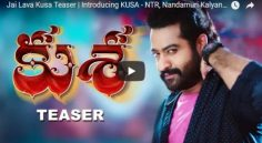 Kusa Teaser Creating Sensation In Social Media