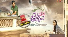 'Meda Meeda Abbai' Movie Review