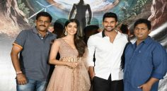 'Saakshyam' Motion Poster launch