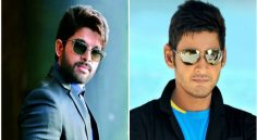 Mahesh Babu & Allu Arjun on the same date