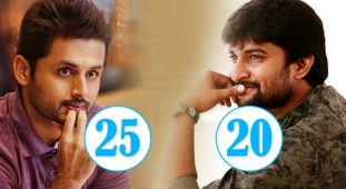 Nithin -Nani coming with prestegious movies