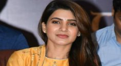 Samantha Back To Sets From Tomorrow