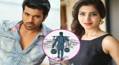 Ram Charan – Samantha charecters details