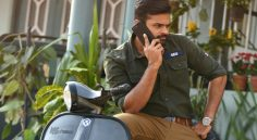 Sai Dharam Tej Multiple Ventures On Set