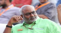 Keeravani Music for Savyasachi?