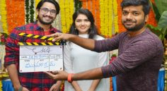 Raj Tarun's LOVER Movie Opening