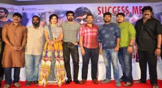 'RajaTheGreat' success meet