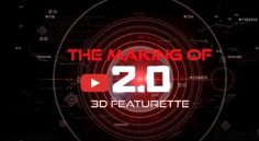Making of '2.0' – 3D Featurette
