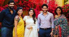 Chaitu-Samantha Marriage GetToGether party