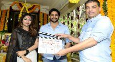 Naga Chaitanya, Maruthi Movie Launch