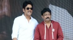 Nagarjuna, RGV Movie Updates