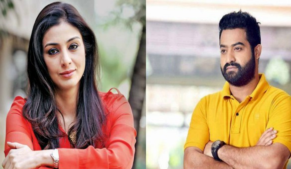Tabu Plays Key Role In NTR Movie