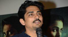 Siddharth Interview