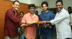Sudheer Babu, Indraganti Movie Launch
