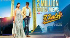 Balakrishna Jai Simha Teaser Crosses 2 Million Views