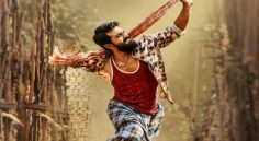 Rangasthalam First Look Unveiled
