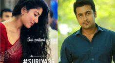 Sai Pallavi In Suriya 36 movie