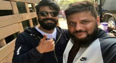Chiranjeevi's SyeRaa Regular Shoot Started