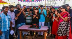 "Vishal, Samantha ""Abhimanyudu"" Wrapped Up Shooting"