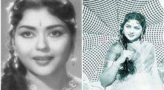 అలనాటి హీరోయిన్ కృష్ణకుమారి కన్నుమూత
