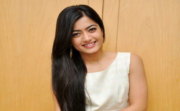 Rashmika as Telangana Girl in VijayDeverakonda's Movie