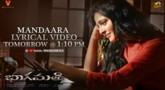Anushka Bhaagamathi First Single Release