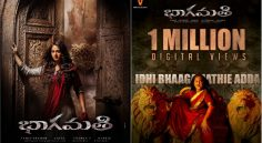 'Bhaagamathie' Creates Sensation In Social Media