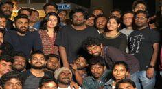 షూటింగ్ పూర్తిచేసుకున్న 'మెహబూబా'