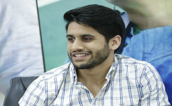 Naga Chaitanya To Join 'Sailaja Reddy Alludu' From May 18