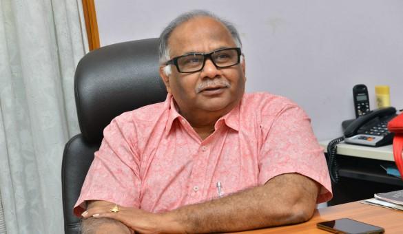 Varun Tej 'Tholiprema' Producer B.V.S.N. Prasad Interview