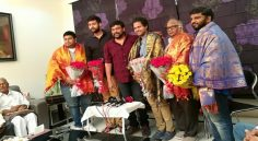 Megastar Chiranjeevi Felicitate Thioliprema Team For Its Grand Success