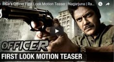Officer First Look Motion Teaser