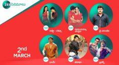 Zee Cinemalu ( 2nd February)