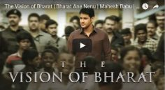 The Vision Of Bharath (BharathAneNenu)