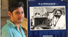 Bollywood Cinematographer for Mahesh's 25th Movie