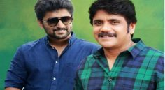 Nagarjuna, Nani Moves Their Steps For A Song In Upcoming Mulistarrer